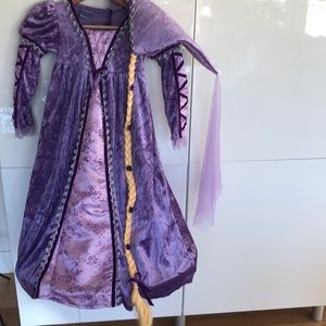 Other - Velvet Rapunzel (Tangled) costume
